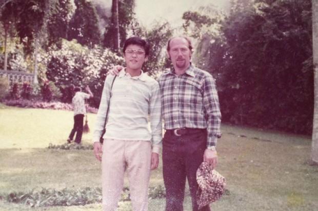 李国秀を香港へと導いたファン・バルコム監督