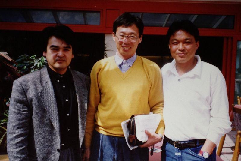 岡田武史と北澤豪が再び向かい合った日