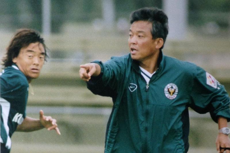 中田浩二に掛け声やり直しを命じた高校選手権決勝